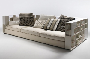 The Flexform Oltre sofa